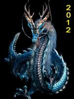 Гороскоп зодиаков на 2012 год. Год Дракона