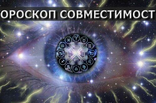 Любовный гороскоп. Совместимость знаков зодиака - стр.1